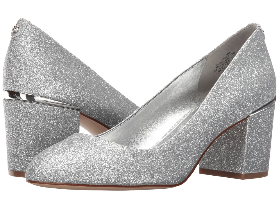Nine West - Astor 3 (Silver Patent) Women's Shoes