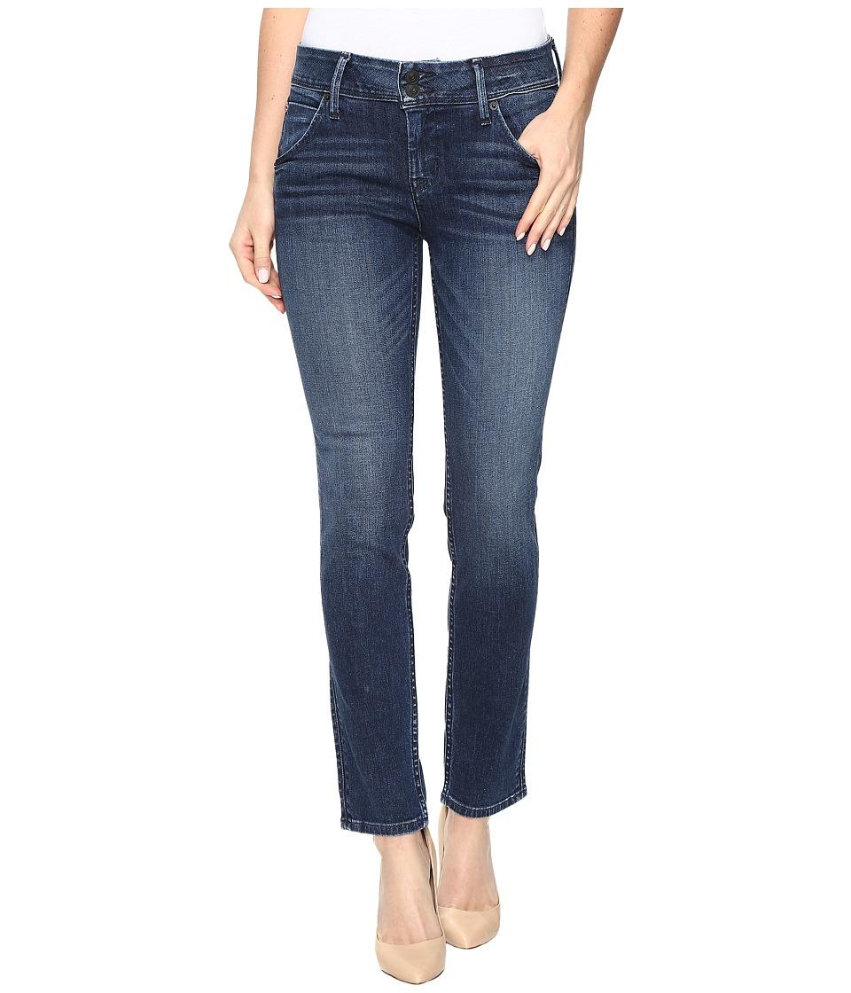 Hudson - Collin Mid-Rise Skinny in Moonshine (Moonshine) Women's Jeans