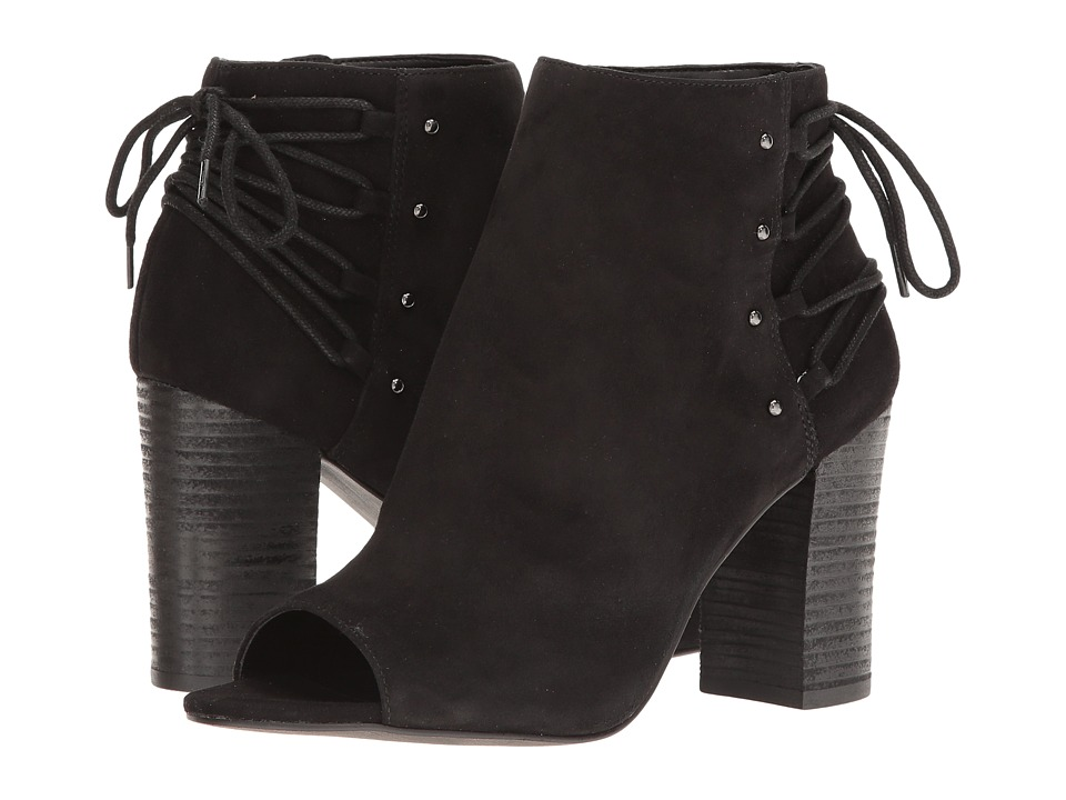 Nine West - Britt (Black Suede) Women's Shoes