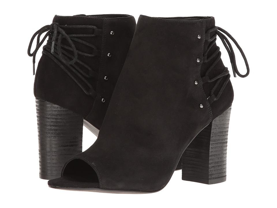 Nine West - Britt (Black Suede) Women's Shoes