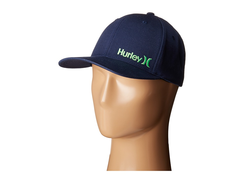 Hurley - Corp (Electro Green) Caps