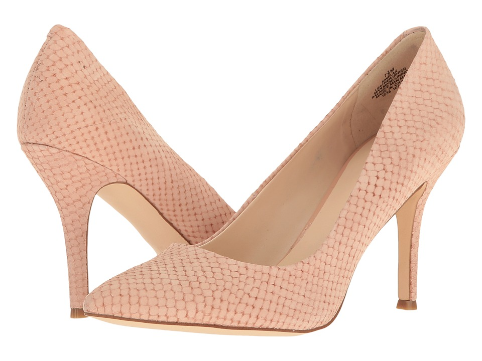 Nine West - Flax (Light Pink Nubuck) High Heels