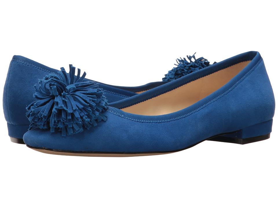 Nine West Crevette (Blue Suede) Women