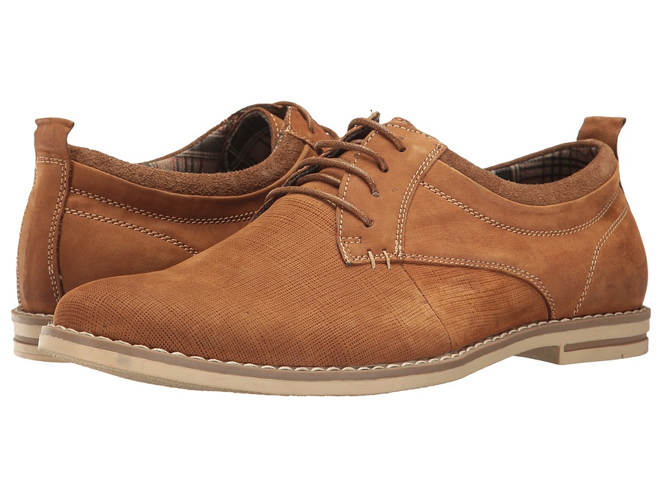 Steve Madden - Frequent (Tan Nubuck) Men's Shoes
