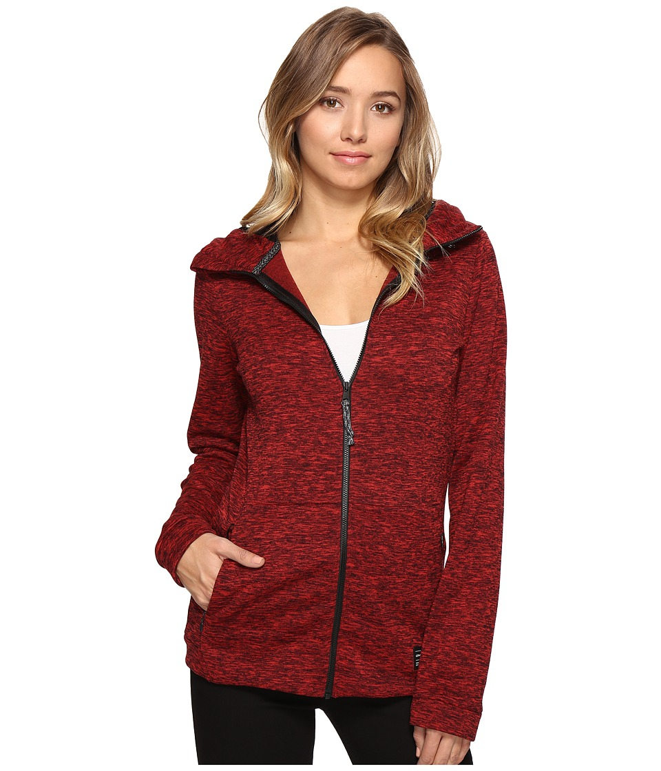 O'Neill - Hoodie Fleece (Poppy Red) Women's Fleece