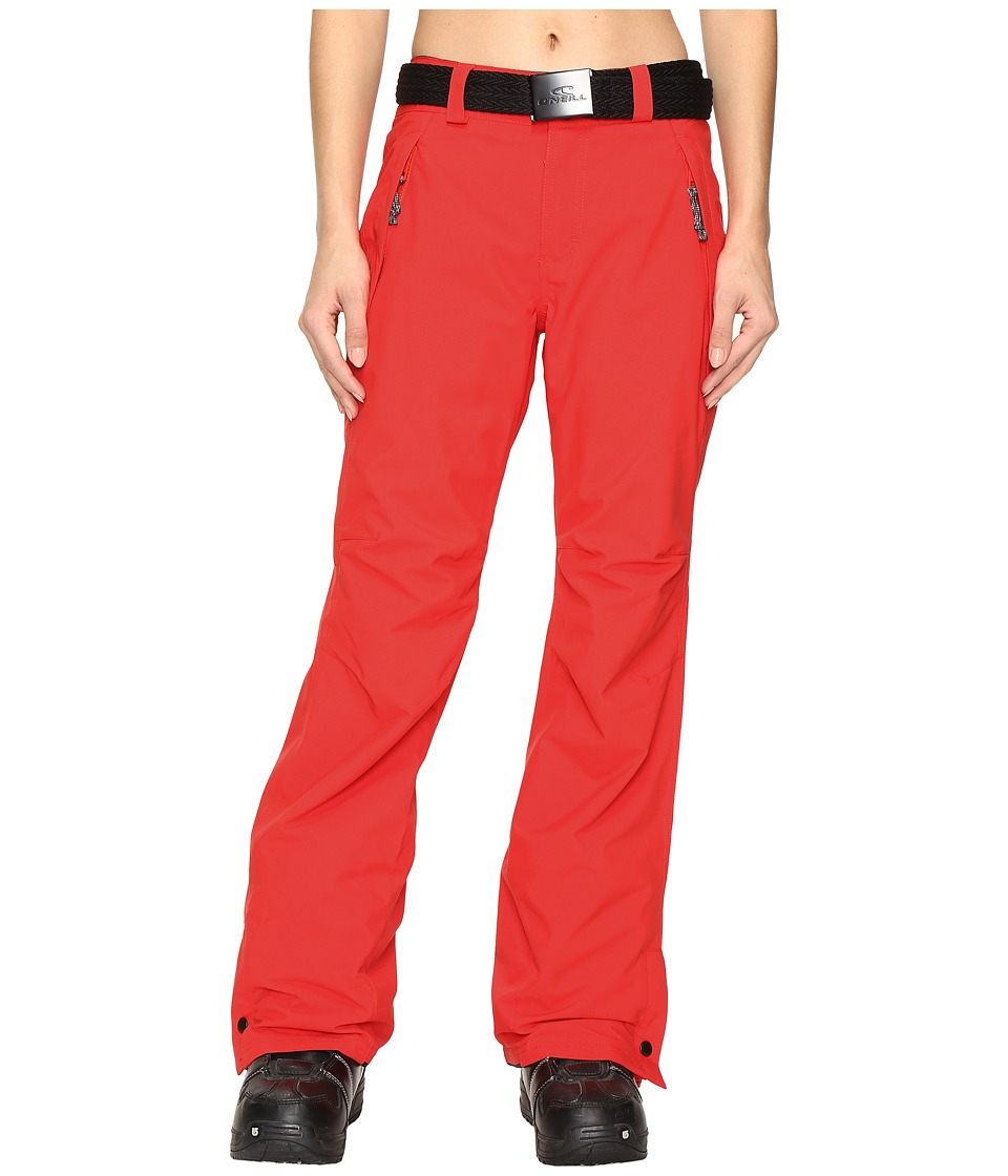 O'Neill - Star Pants (Poppy Red) Women's Casual Pants