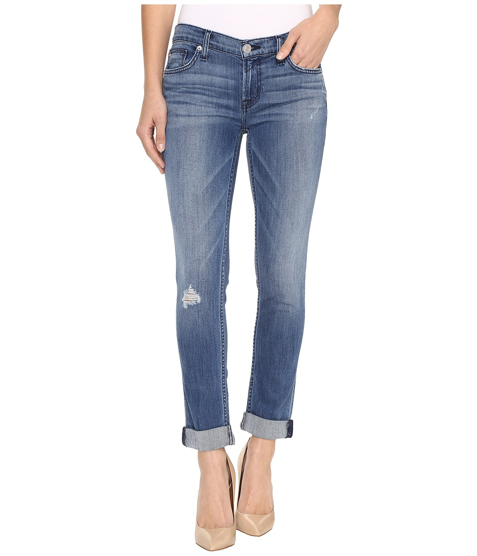 Hudson - Tally Cropped Skinny in Encounter (Encounter) Women's Jeans
