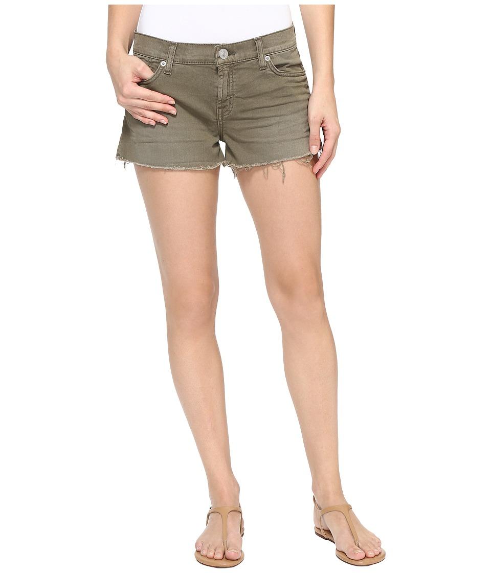 Hudson - Kenzie Cut Off Shorts in Loden Green (Loden Green) Women's Shorts