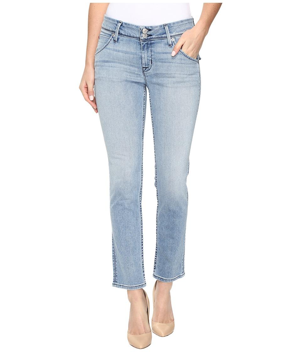 Hudson - Collin Mid-Rise Crop Skinny Flap in Shotgun (Shotgun) Women's Jeans