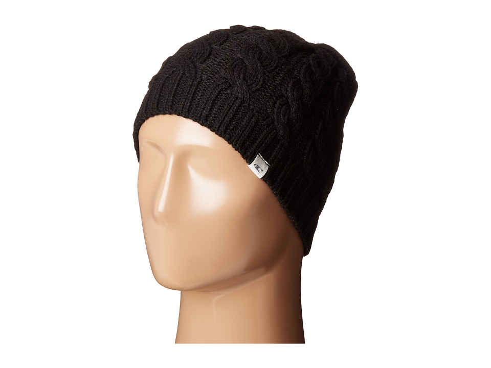 O'Neill - Classic Cable Beanie (Black Out) Beanies