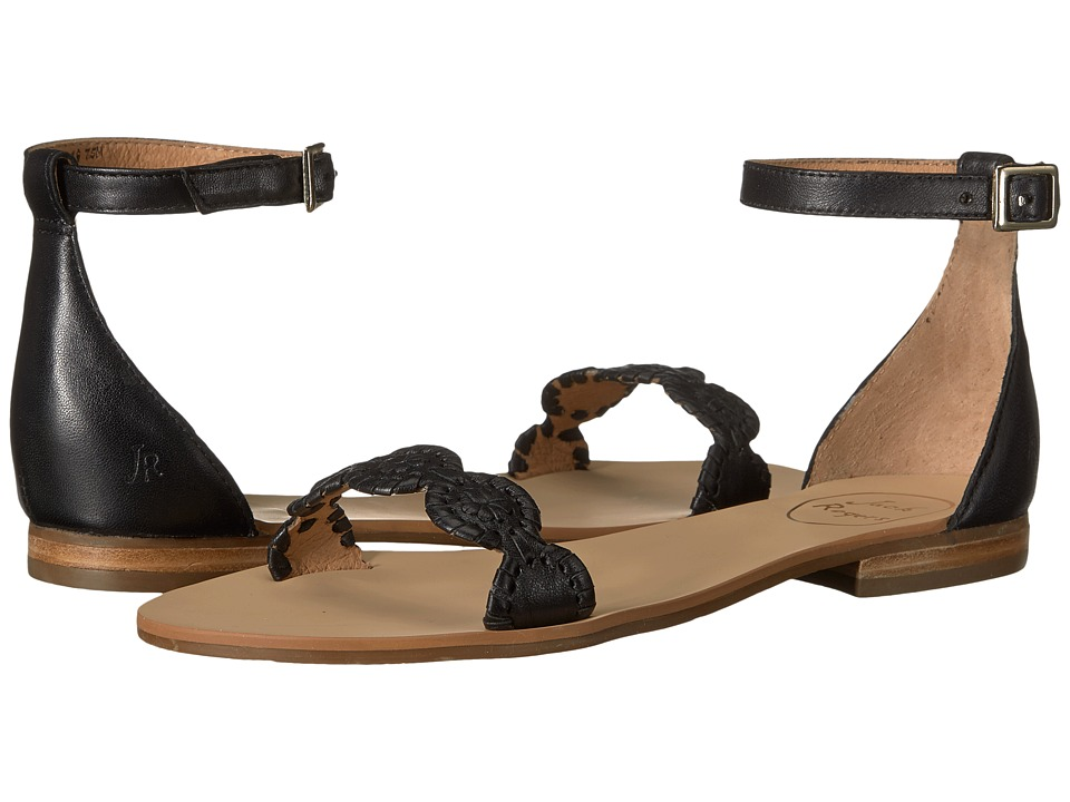 Jack Rogers - Daphne (Black) Women's Sandals