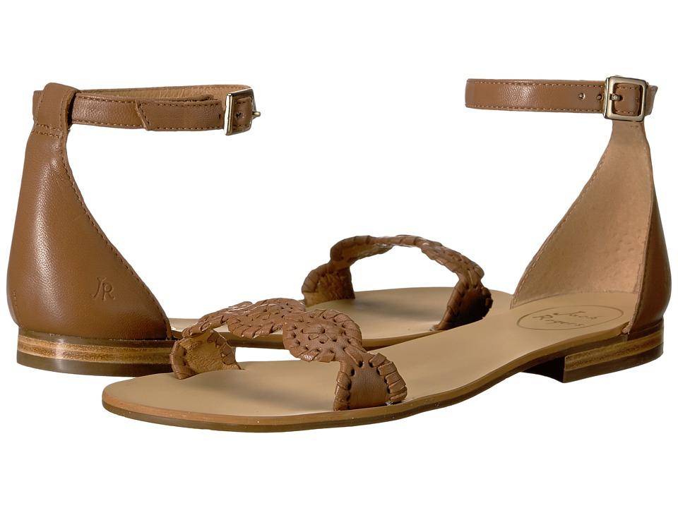 Jack Rogers - Daphne (Cognac) Women's Sandals