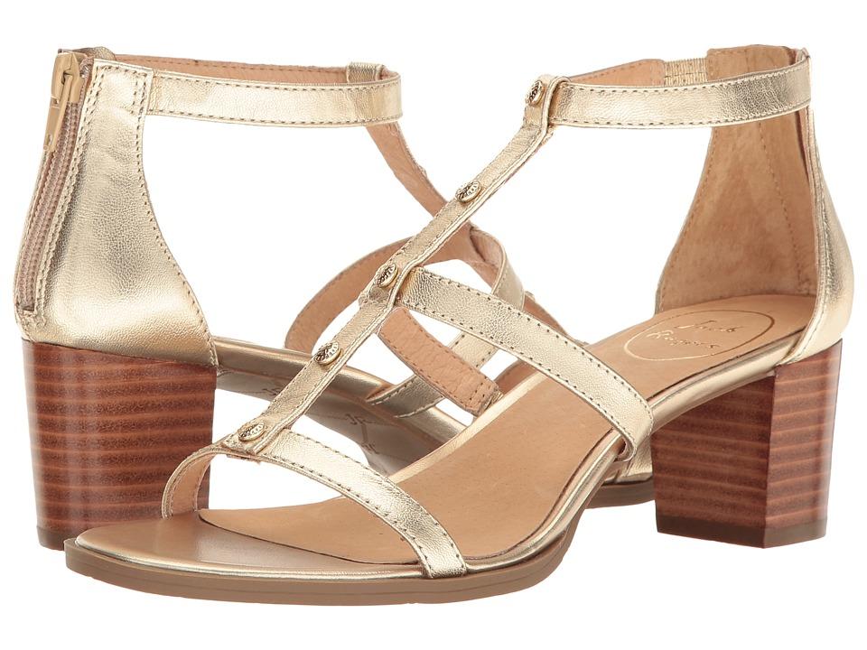 Jack Rogers - Julia (Platinum) Women's Sandals