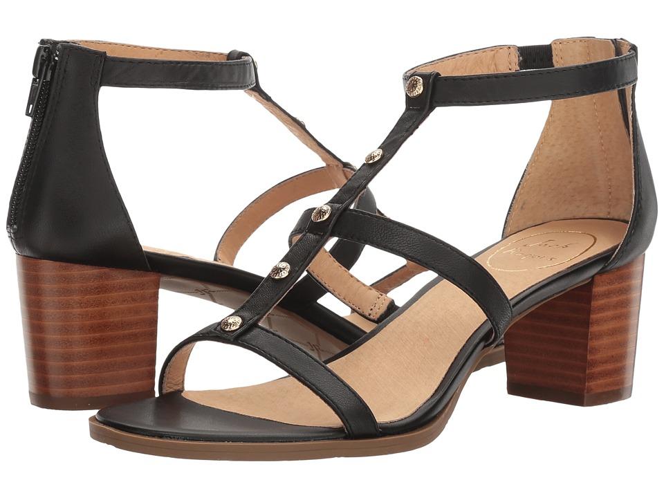 Jack Rogers - Julia (Black) Women's Sandals