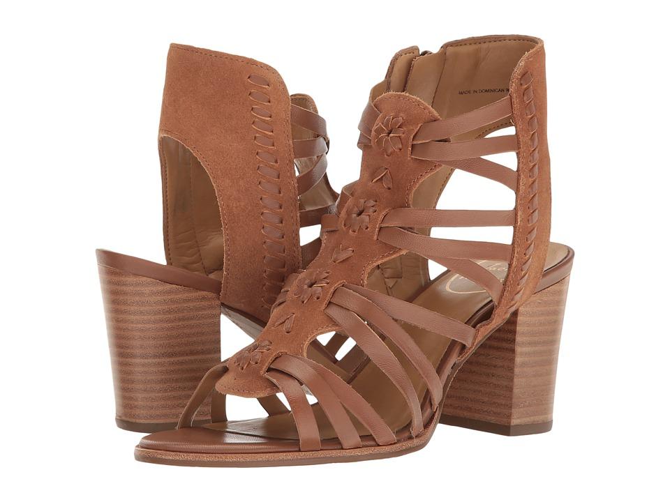 Jack Rogers - Hadley (Oak Suede) Women's Sandals