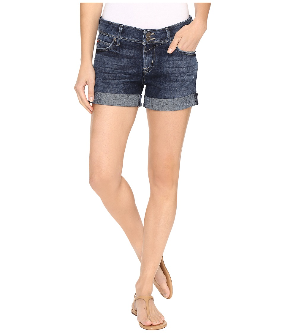 Hudson - Croxley Mid Thigh Shorts in Evasion (Evasion) Women's Shorts