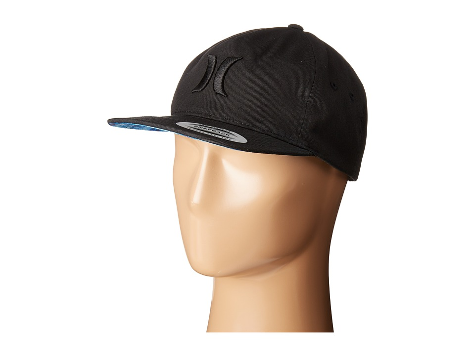 Hurley - The Classic (Black) Caps