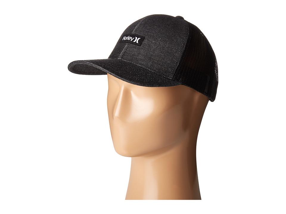 Hurley - El Morro (Black) Caps