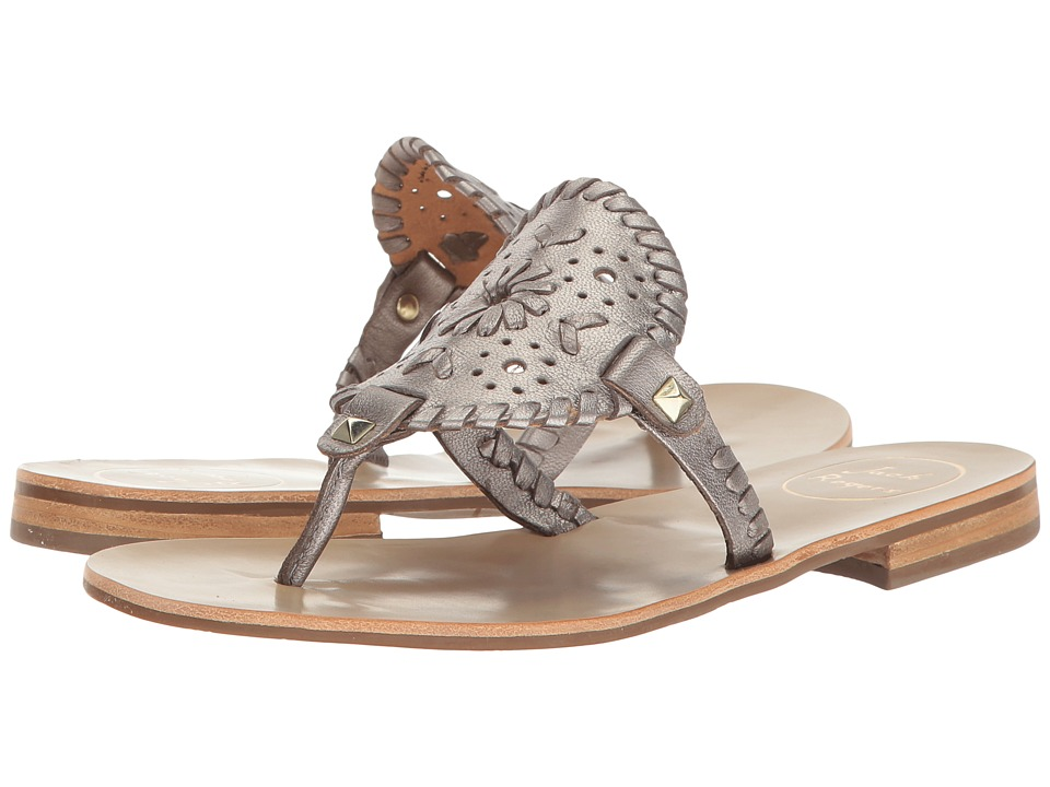 Jack Rogers - Georgica (Pewter 1) Women's Sandals