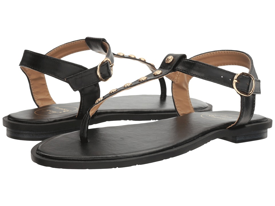 Jack Rogers - Kamri (Black) Women's Sandals