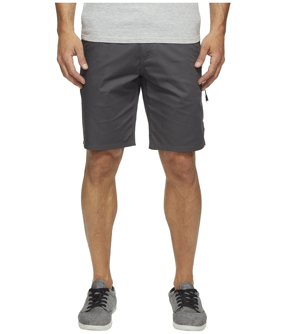 Oakley - Icon Chino Shorts (Forged Iron) Men's Shorts