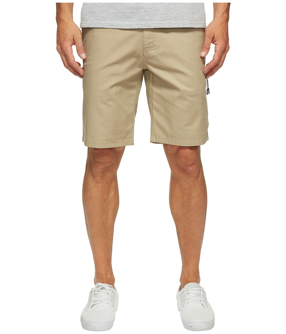 Oakley - Icon Chino Shorts (Rye) Men's Shorts