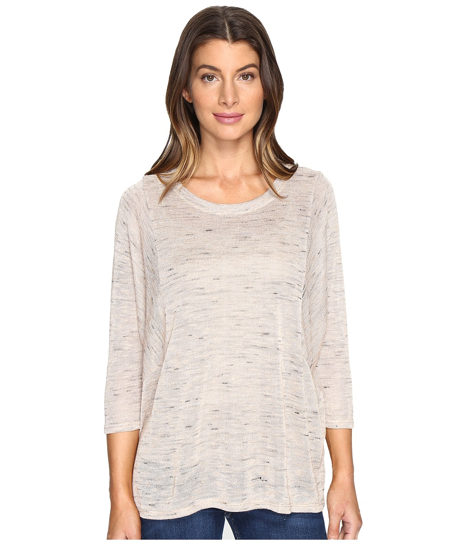 B Collection by Bobeau - Charita Dolman Sleeve (Sand) Women's Long Sleeve Pullover