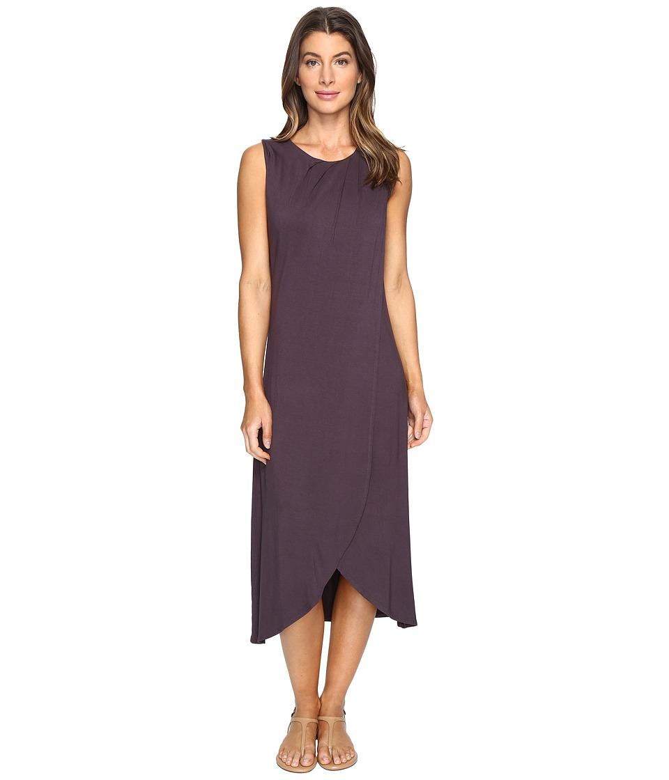 B Collection by Bobeau - Meryl Jersey Knit Dress (Stone Grey) Women's Dress