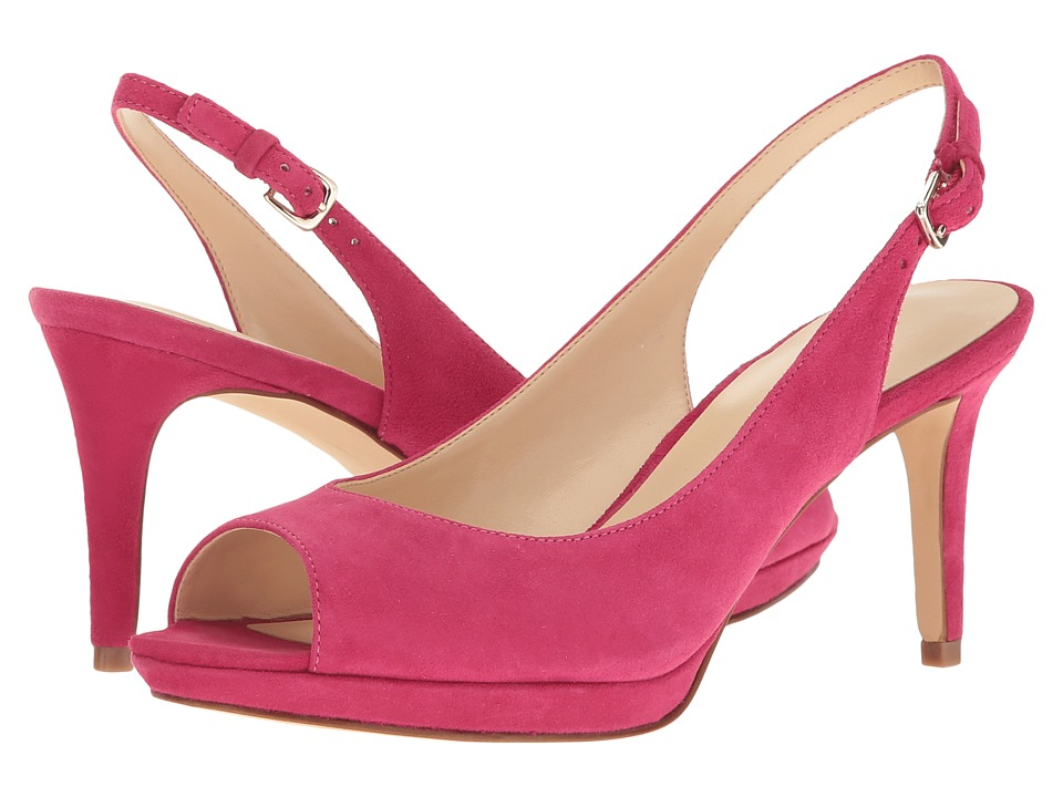 Nine West - Gabrielle (Pink Suede) Women's Shoes