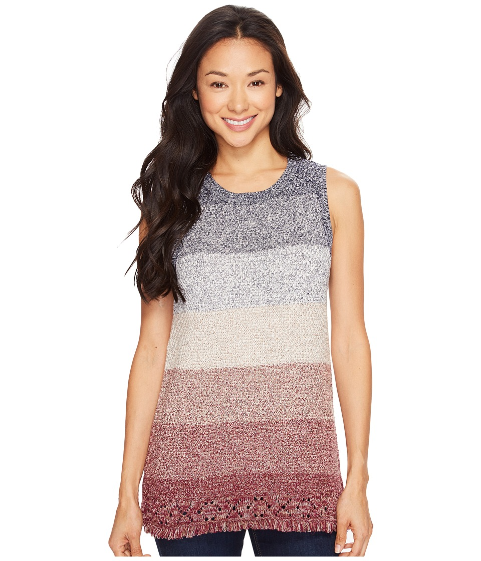 B Collection by Bobeau - Calva Sweater Tank Top (Mixed Colors) Women's Sweater