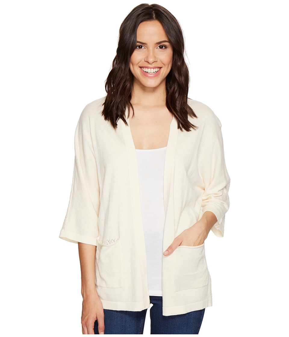 B Collection by Bobeau - Dawson Cardigan (Ivory) Women's Sweater