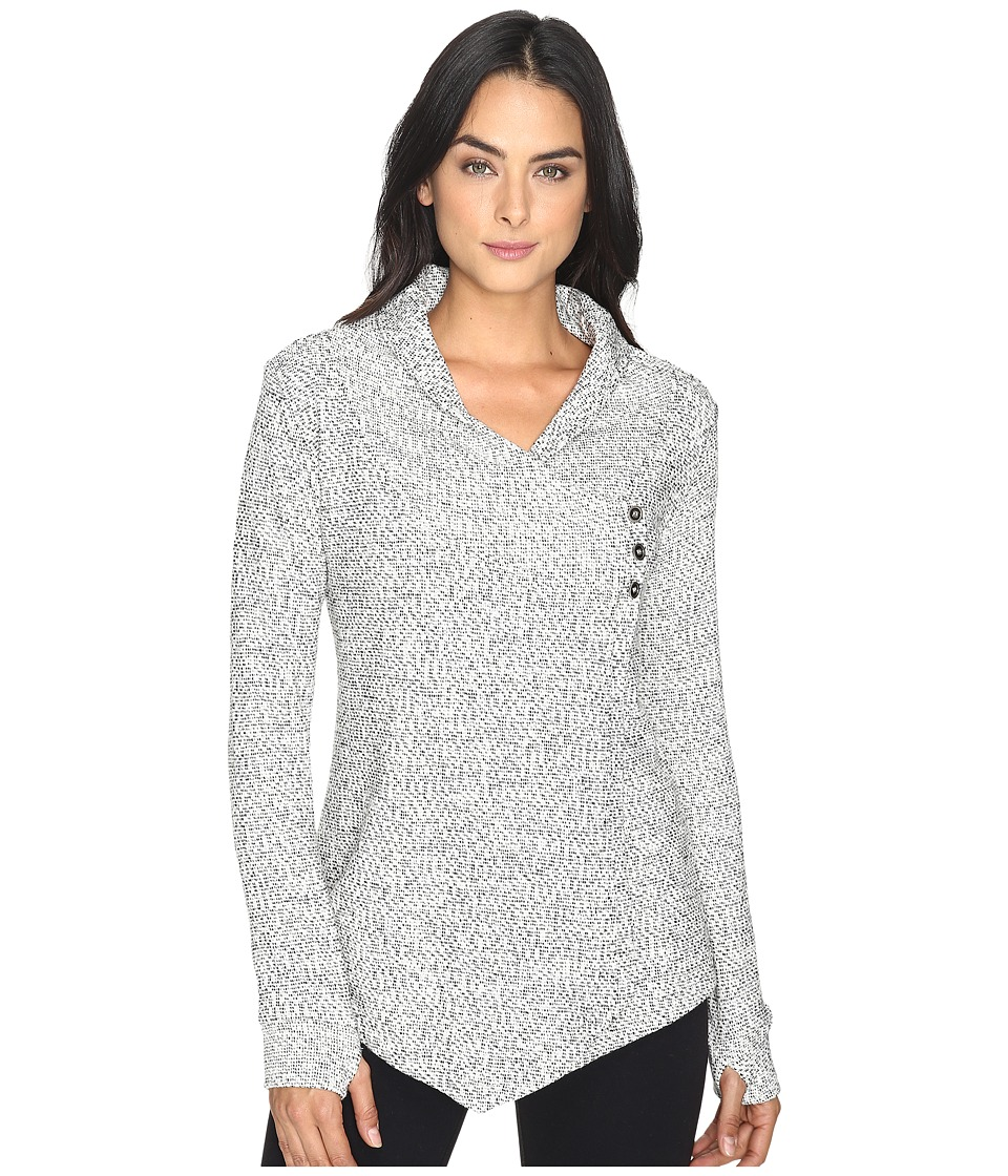 Tonic - Expansion Wrap (Cookies and Cream) Women's Sweater