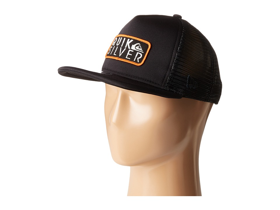 Quiksilver - Slide Rider Hat (Black) Caps