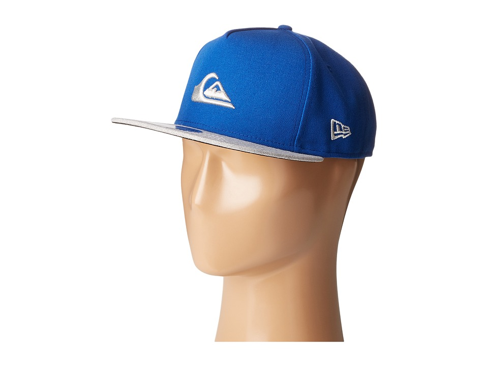 Quiksilver - Stuckles Snap Hat (Imperial Blue) Caps
