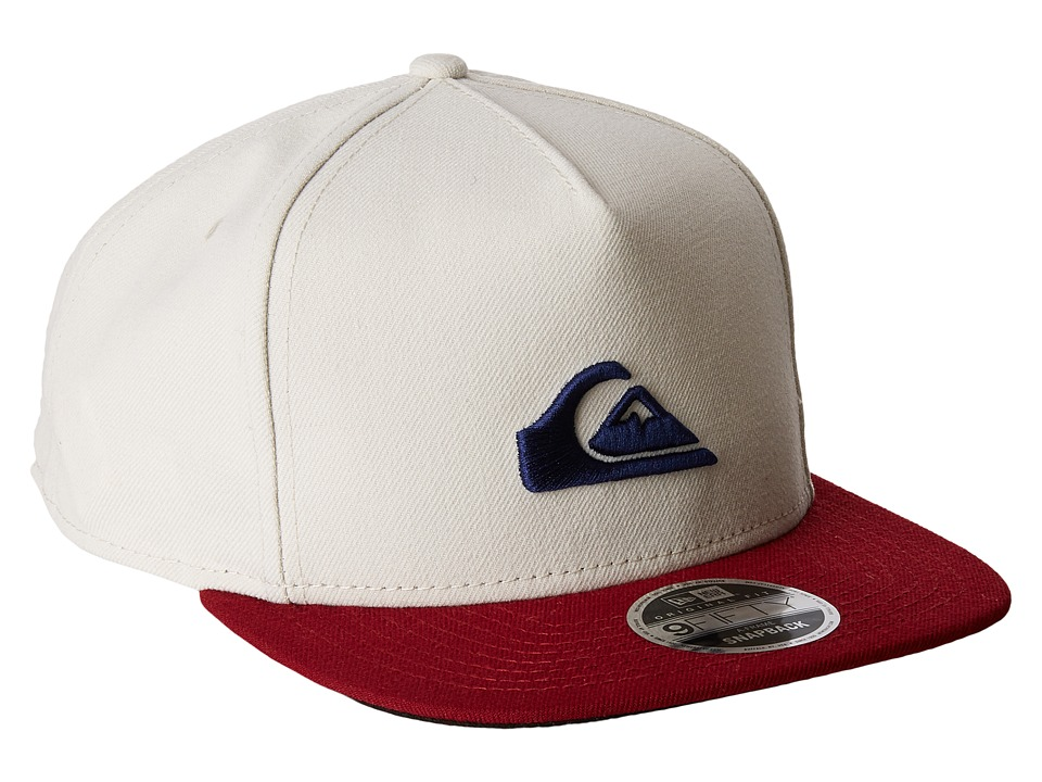 Quiksilver - Stuckles Snap Hat (Birch) Caps