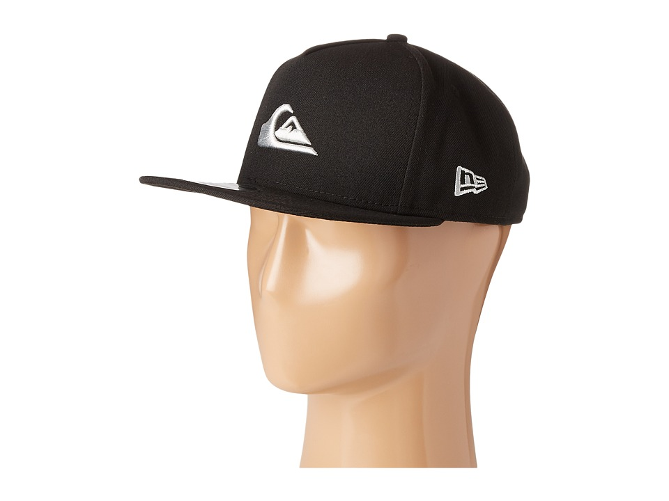 Quiksilver - Stuckles Snap Hat (Black) Caps
