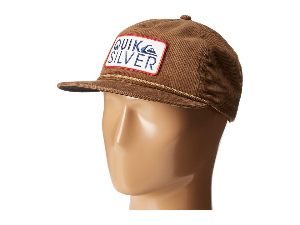 Quiksilver - Cordahoy (Elmwood) Caps