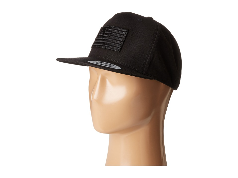Quiksilver - Tonal Pride Hat (Black) Caps