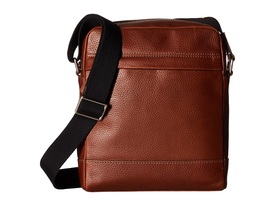 Fossil - Mayfair NS City Bag (Cognac) Bags
