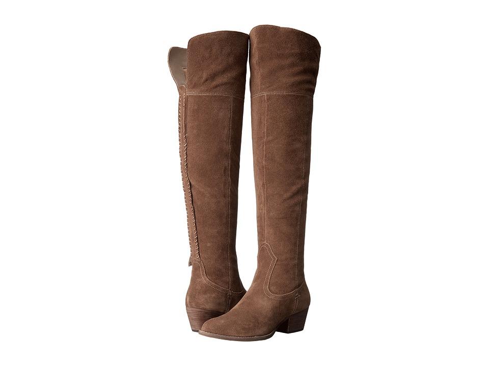 Dolce Vita - Silas (Khaki Suede) Women's Shoes