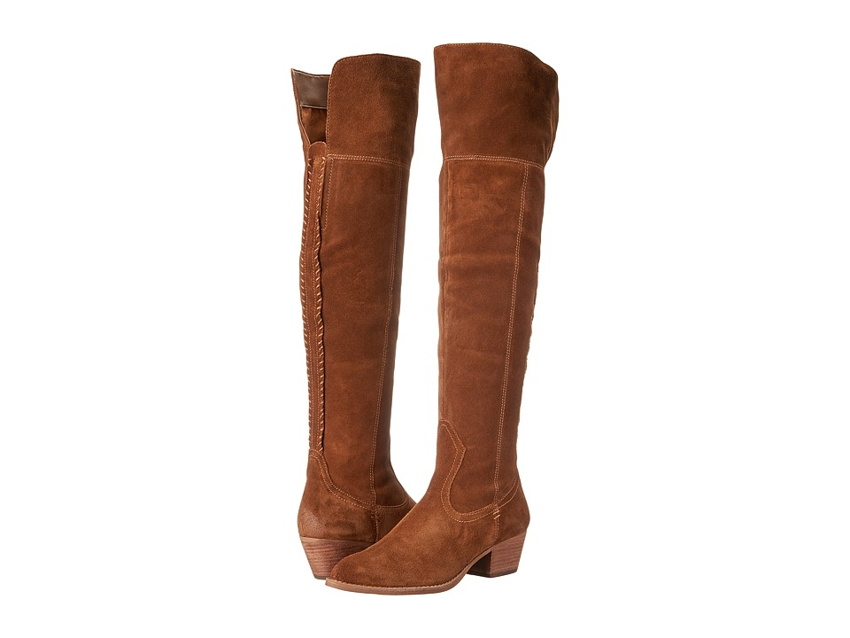 Dolce Vita - Silas (Acorn Suede) Women's Shoes