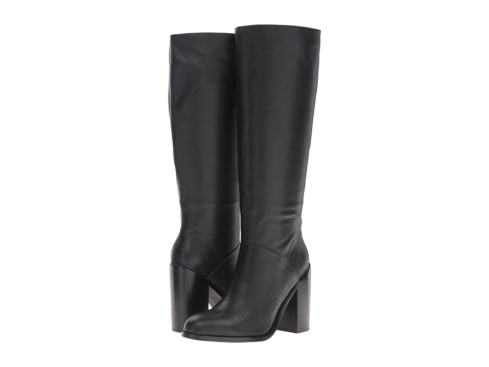 Sol Sana - Jeanie Boot (Black) Women's Boots