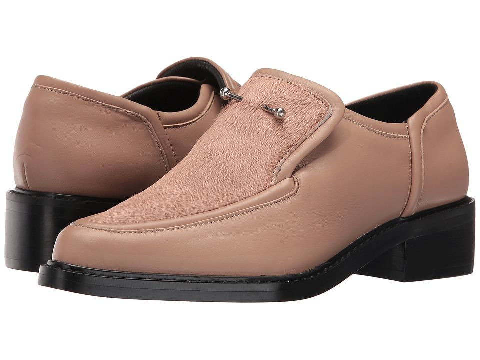 Sol Sana - Nancy Brogue (Black) Women's Shoes