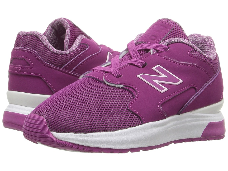 New Balance Kids - K1550 (Infant/Toddler) (Jewel) Girls Shoes