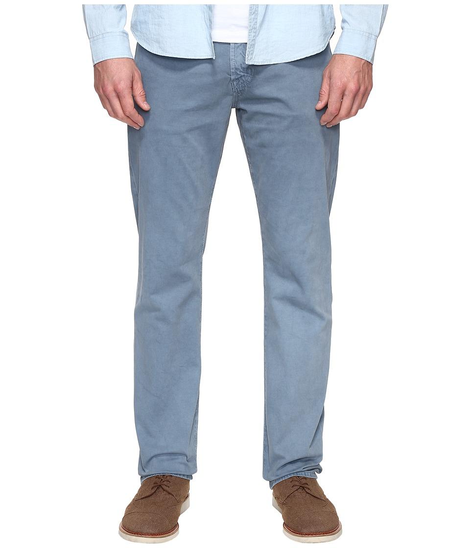 AG Adriano Goldschmied - Graduate Tailored Leg Sud Pants in Sulfur Copen Blue (Sulfur Copen Blue) Men's Casual Pants
