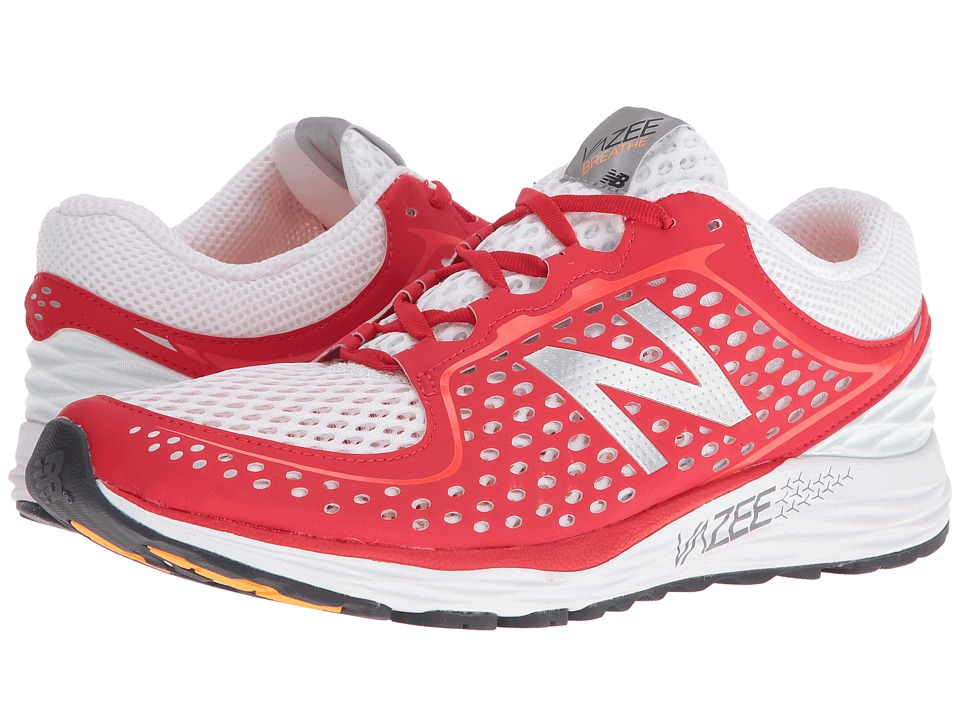 New Balance - Vazee Breathe V1 (Red/White) Men's Shoes