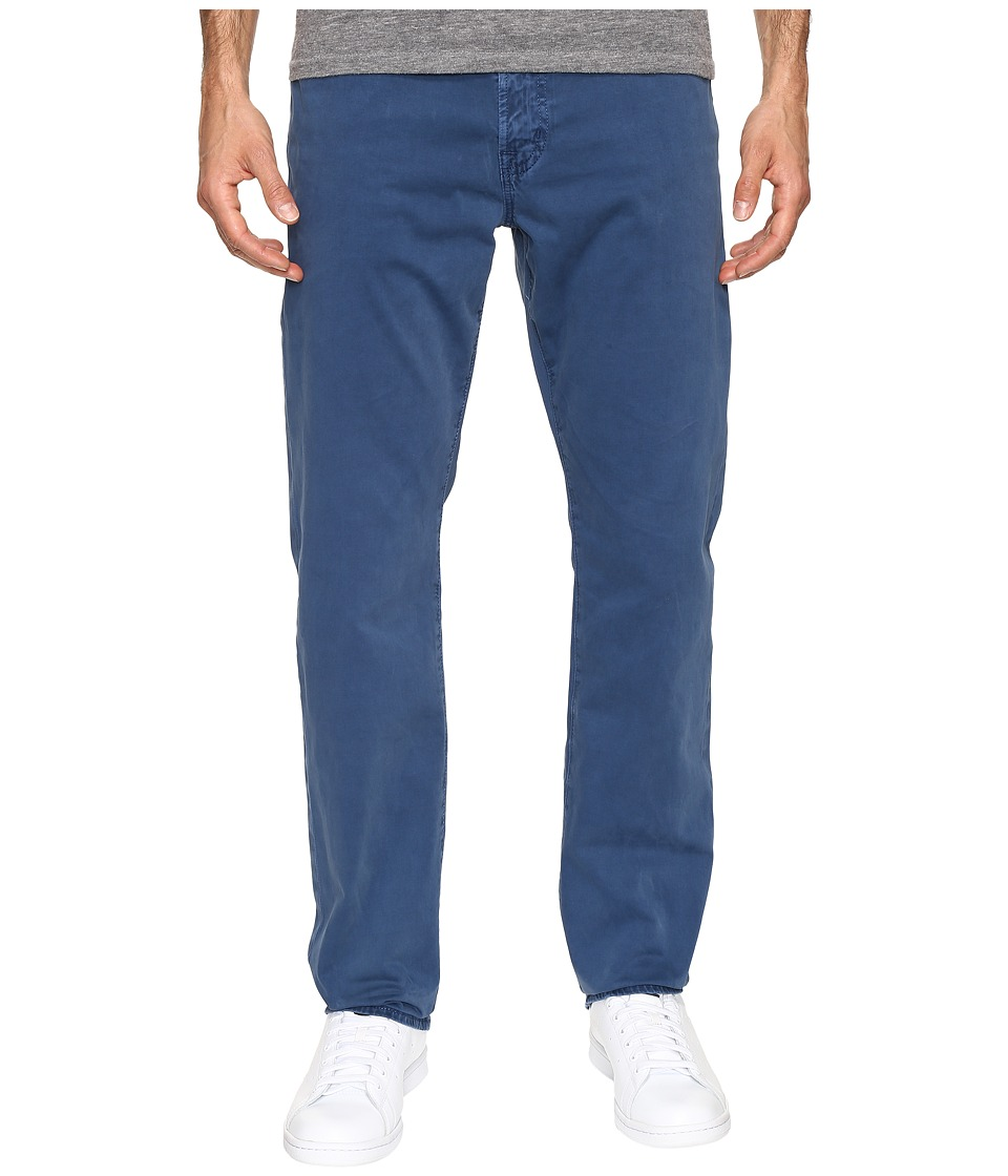 AG Adriano Goldschmied - Graduate Tailored Leg Pants in Sulfur Nocturnal (Sulfur Nocturnal) Men's Casual Pants