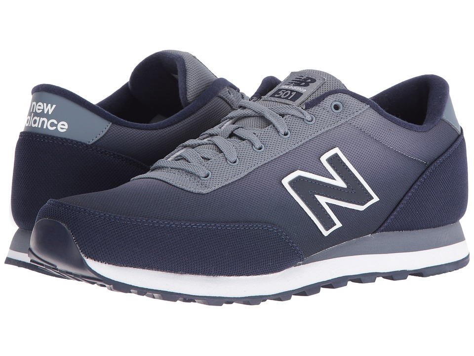 New Balance - ML501 (Dark Grey) Men's Classic Shoes