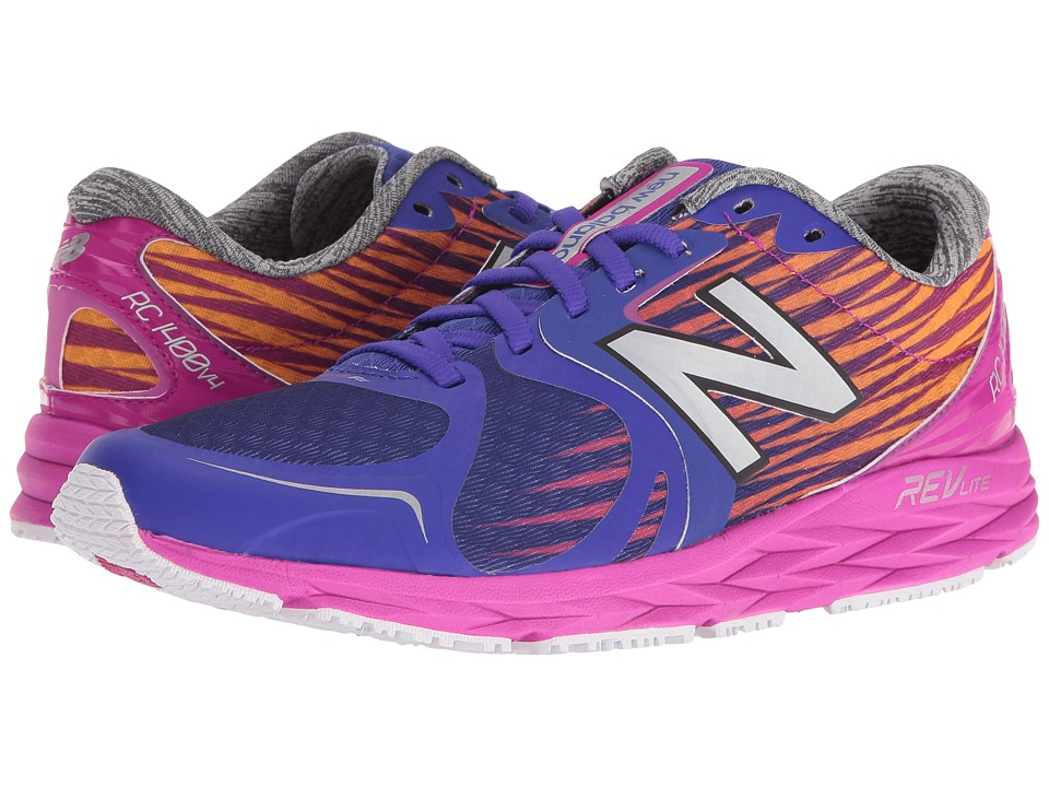 New Balance - Team Elite (Purple/Blue) Women's Shoes