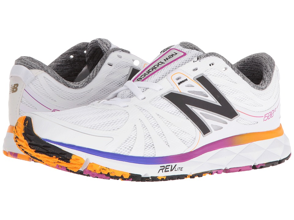 New Balance - Team Elite (White) Women's Shoes